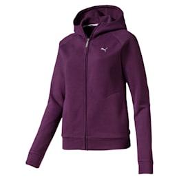 Athletics Women's Full Zip Fleece Hoodie