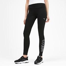 Athletics Women's Leggings, Puma Black, small