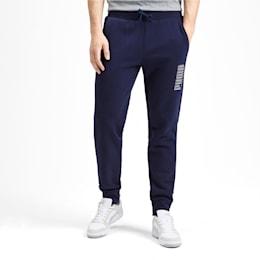 Athletics Men's Sweatpants, Peacoat, small-IND
