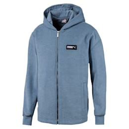 Fusion Men's Hooded Jacket