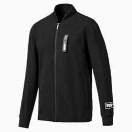 NU-TILITY Woven Full Zip Men's Jacket