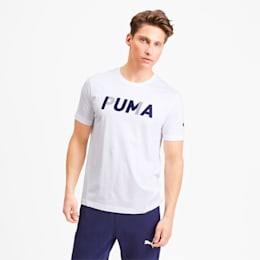 Modern Sports Advanced Men's Tee, Puma White, small-IND
