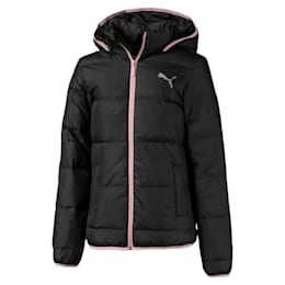 Light Down Girls' Jacket