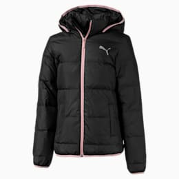 Light Girls' Down Jacket JR