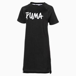 Alpha Mädchen Kleid, Puma Black, small
