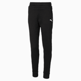 Alpha Mädchen Sweatpants, Puma Black, small