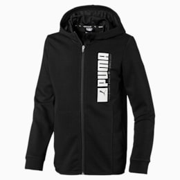Active Sports Hooded Jacket