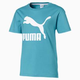 Camiseta Classics para niña JR, Milky Blue, pequeño