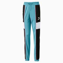 PUMA XTG Girls' Track Pants JR, Milky Blue, small