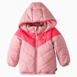 Minicats Padded Infant Jacket, Bridal Rose, small