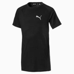 Evostripe t-shirt med korte ærmer til drenge