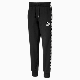 Pantalones deportivos PUMA XTG JR, Puma Black, pequeño