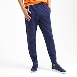 NU-TILITY Knit Men's Sweatpants, Peacoat, small