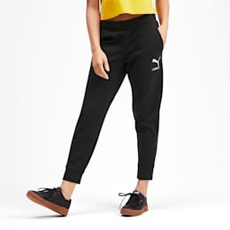 NU-TILITY Women's Sweatpants, Puma Black, small