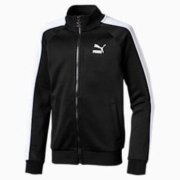 Iconic T7 Boys' Track Jacket, Puma Black, small