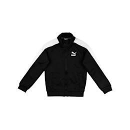 Iconic T7 Boys' Track Jacket