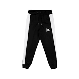 Iconic T7 Knitted Boys' Track Pants