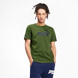 Meska koszulka Amplified, Garden Green, small