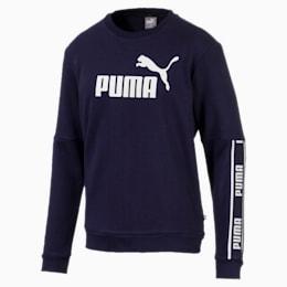 Amplified Long Sleeve Men's Sweater