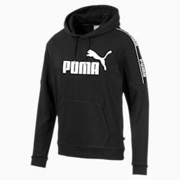 Amplified Men's Hoodie, Puma Black, small