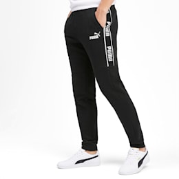 Amplified Men's Sweatpants, Puma Black, small-SEA