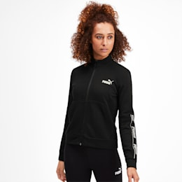 Amplified Women's Full Zip Jacket, Puma Black, small