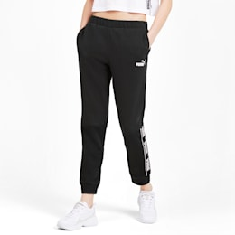 Amplified Women's Sweatpants, Puma Black, small