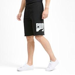 Rebel Men's Shorts, Puma Black, small