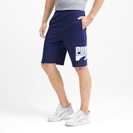 Shorts Rebel para hombre, Peacoat, pequeño