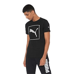 Dash Cat tee, Puma Black, small-IND
