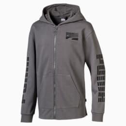 Rebel Boys' Hooded Jacket JR