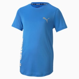 Active Sports Boys' Tee, Palace Blue, small-SEA