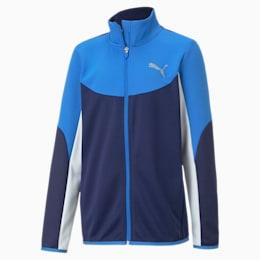 Active Sports Full Zip Boys' Jacket