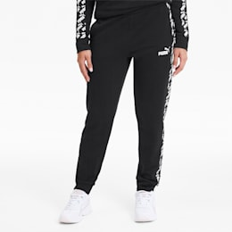 Amplified Women's Track Pants, Puma Black, small