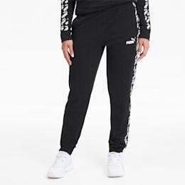 Pantalon de survêtement Amplified pour femme, Puma Black, small