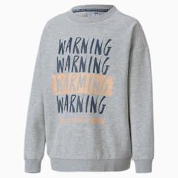 T4C Crew Neck Kids' Sweater