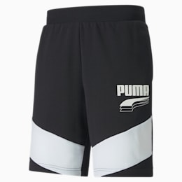 REBEL Block Men's Shorts