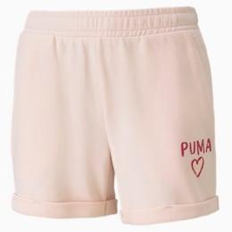 Alpha Girls' Shorts