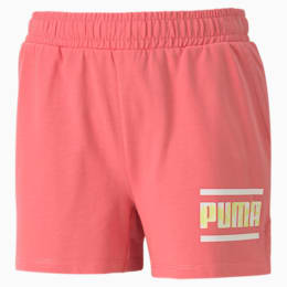 Alpha Girls' Shorts