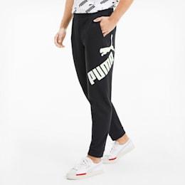 Big Logo-træningsbukser til mænd, Puma Black, small
