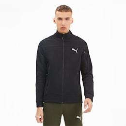 EVOSTRIPE Jacket, Puma Black, small-IND