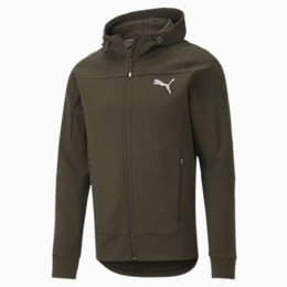 Evostripe Hooded Men's Jacket