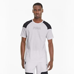 Modern Sports Advanced Men's Tee, Puma White, small