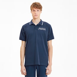 Modern Sports Men's Polo, Dark Denim, small