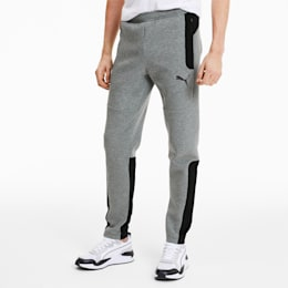 Pantalon en sweat Evostripe pour homme, Medium Gray Heather, small
