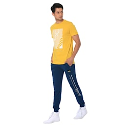 one8 Men's Graphic Tee, Sulphur, small-IND