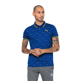 one8 AOP Men's Printed Polo, Gibraltar Sea, small-IND