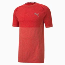 evoKNIT Slim Fit-T-shirt til mænd