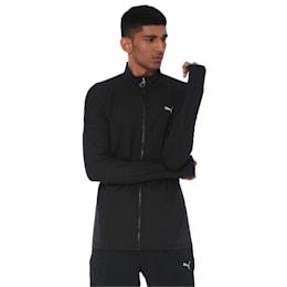 one8 VK Active Men's Full Zip Sweat Jacket