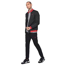 Light Woven Padded Jacket, Puma Black, small-IND